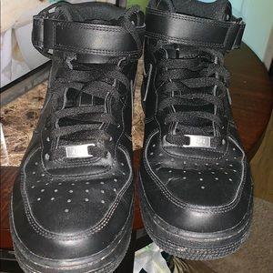 Men Nike Air Force sneakers